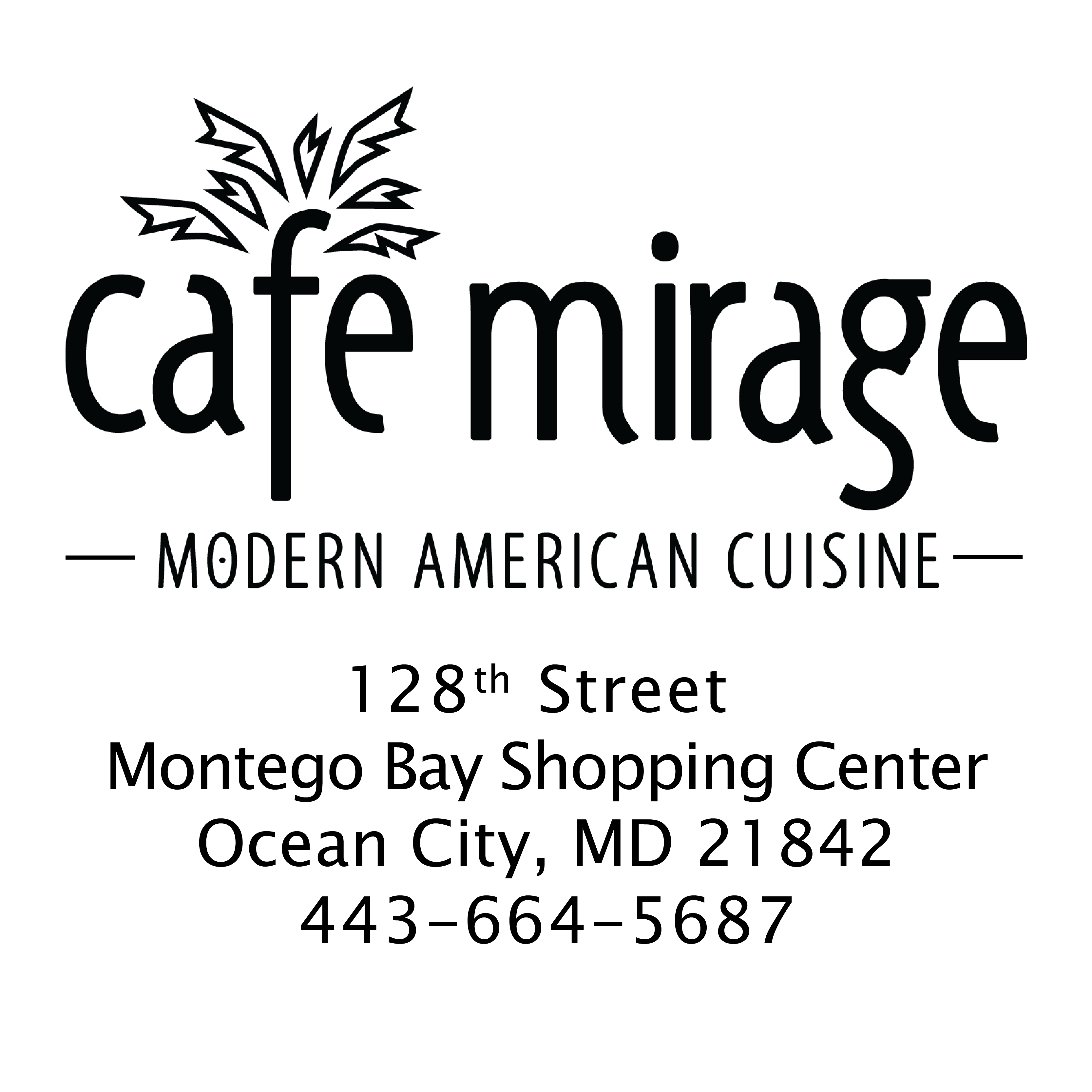 Home - Cafe Mirage